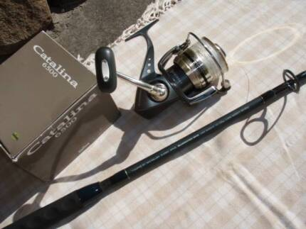 NEW Daiwa Catalina 6500H{& Braid!}+NEW Bluewater T Curve 10-15kg! Varsity Lakes Gold Coast South Preview