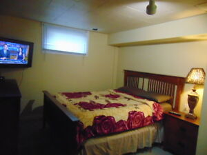 Clean and Furnished room available for short or long