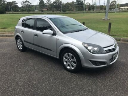 2008 Holden Astra AH 60th Anniversary Silver Automatic Hatchback
