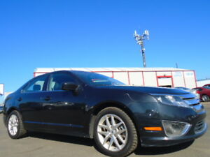 2012 Ford Fusion SEL SPORT--ONE OWNER CAR--ONLY 124,000KM