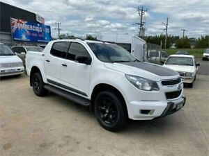2016 Holden Colorado RG MY16 Z71 (4x4) White 6 Speed Automatic Crew Cab Pickup Lilydale Yarra Ranges Preview