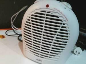 Dome 2000W fan heater [95] Braybrook Maribyrnong Area Preview