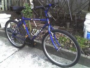 Vintage 90's Giant Rincon Cromoly Mountain Bike