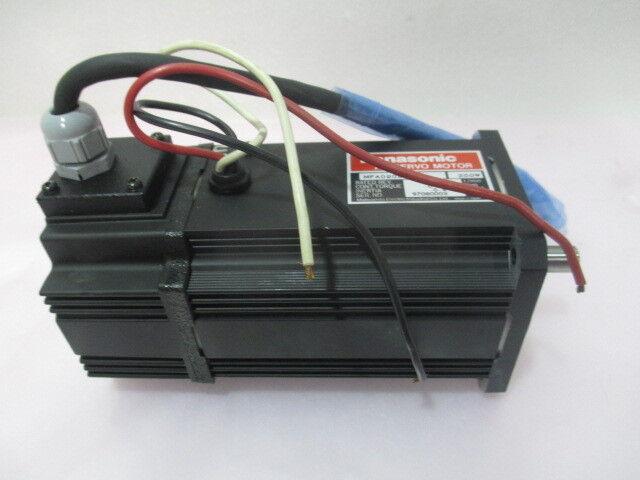 Panasonic MFA020LATNP AC Servo Motor, 200W, 3000 r/min, 422985