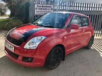 SUZUKI SWIFT 1.3 GLX (red) 2009