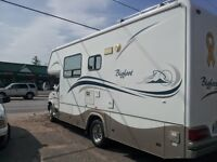Certified 26 FT 4 x Season BIGFOOT  MOTORHOME