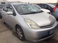 2004 TOYOTA PRIUS 1.5 VVTI T-SPIRIT HYBRID ELECTRIC AUTOMATIC 5 SEATS FAMILY CAR NOT INSIGHT CIVIC