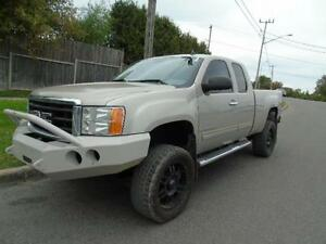 2009 GMC Sierra 1500 SLE 4x4 LIFTED AFTERMARKET FRONT AND REAR B