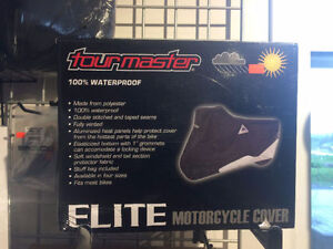 ELITE WATERPROOF MOTORCYCLE COVER AT HALIFAX MOTORSPORTS!!!