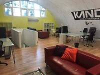 132m2 of office space in Camden - really competitive rent all bill included