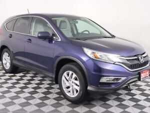2015 Honda CR-V EX-L w/HEATED LEATHER, MOONROOF, REAR CAMERA