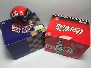 Action Dale Earnhardt Coca-Cola Diecast Racing Helmet