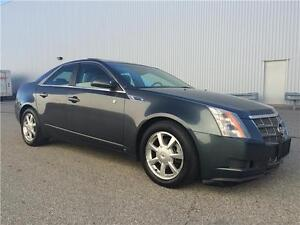 2009 Cadillac CTS -4 AWD WITH PANORAMIC SUN ROOF