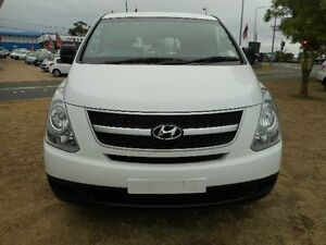 2013 Hyundai iLOAD TQ MY13 White 5 Speed Automatic Van Belconnen Belconnen Area Preview