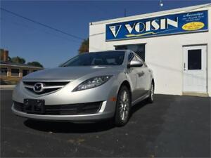 2010 Mazda6 GS 2.5L | SUNROOF | A/C |  NEW TIRES | POWER SEATS