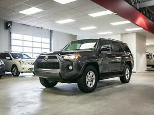 2016 Toyota 4Runner SR5 Upgrade, Navigation, Leather, Heated Sea