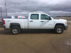 13 Chev 2500HD Certified Solid truck Warranty and Financing