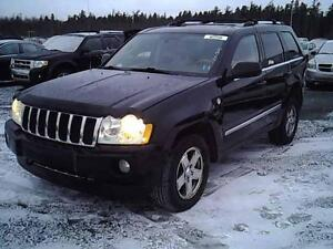2007 JEEP GRAND CHEROKEE  DIESEL AUTOMATIQUE CLIMATISEE (HALIFAX