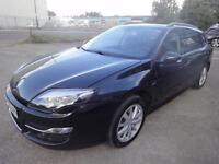 "LHD 2012 RENAULT LAGUNA ""3"" 2.00 DCI BOSE EDITION ESTATE 5 Door FRENCH REGISTER"