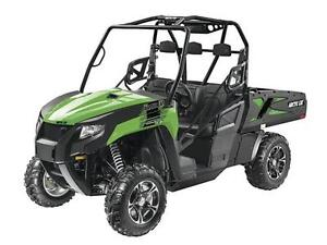 2016 ARCTICCAT PROWLERS, WILDCAT BLOW OUT
