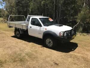 nissan str diesel 4x4 ute Currumbin Waters Gold Coast South Preview
