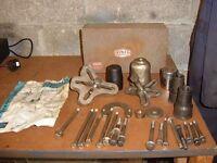RETRO MINI/1100 BMC CLUTCH & FLYWHEEL & SEAL PULLER KIT