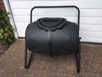 Rotating Composter 190l