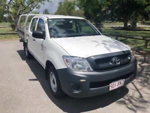 2011 Toyota Hilux Workmate Dual Cab Ute