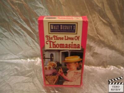Three Lives (The Three Lives of Thomasina)