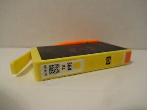 Genuine HP 564XL Yellow Ink Cartridge