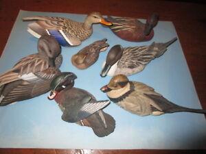 Collection Duck Sculptures-Gosset, Garton, Heritage, Bronze