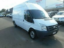 2010 Ford Transit VM High Roof White 6 Speed Manual Van Alexandra Headland Maroochydore Area Preview