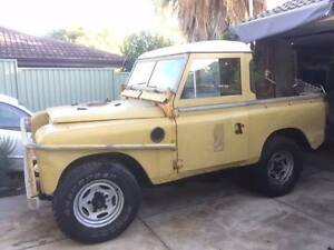 1979 Land Rover (4X4)_Short Wheel Base_Ute Edgewater Joondalup Area Preview