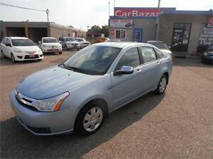 2009 FORD FOCUS SE 4 CYL AUTO LOW KMS EASY CREDIT FINANCE