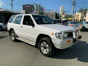 1998 Nissan Pathfinder VG33E RX (4x4) White 4 Speed Automatic 4x4 Wagon Southport Gold Coast City Preview
