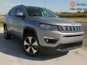 2017 Jeep NEW COMPASS North 4x4 / Full Sunroof / Rear Back Up Ca
