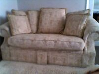 Great quality sofas 3 seater 2 seater and a armchair