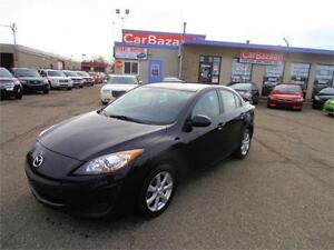 2011 MAZDA MAZDA3 GX AUTO AIR CLEAN LOW KMS EASY FINANCE