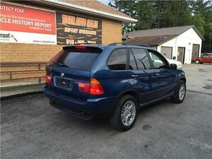 2003 BMW X5 Series 3.0i****LOADED***LEATHER***SUNROOF*** London Ontario image 2