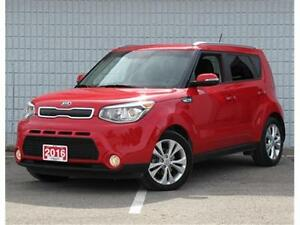 2016 Kia Soul EX+ Backup Camera|Heated Seats|Bluetooth|Cruise