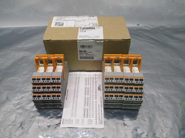 7 Phoenix Contact 2903334 General Purpose Relay Module, 2900931, 2961192, 100565
