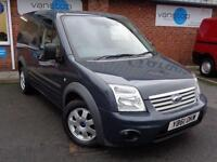 2012 61 FORD TRANSIT CONNECT 1.8 T200 LIMITED LR VDPF 1D 109 BHP DIESEL
