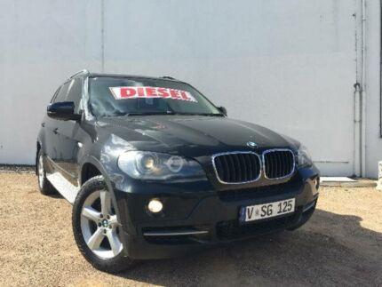 2008 BMW X5 E70 3.0D Executive Black 6 Speed Steptronic Wagon West Footscray Maribyrnong Area Preview