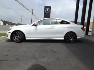 2014 Mercedes-Benz C-Class 4MATIC Coupe