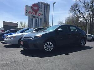 2014 Toyota Corolla CE - ONE OWNER - CLEAN - NO ACCIDENTS