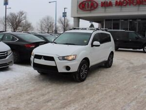 2012 Mitsubishi Outlander $96 B/W PAYMENTS!!! FULLY INSPECTED!!!