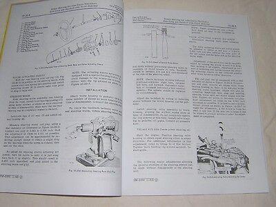 John Deere Power Steering Service Manual - 50 60 70