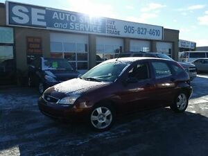 2006 Ford Focus SES Sedan 165 Kms  $2988 Certified