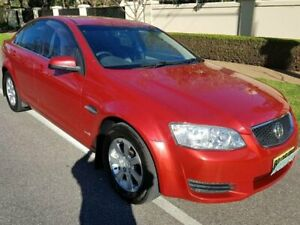 2011 Holden Commodore VE II Omega Red 6 Speed Automatic Sedan Prospect Prospect Area Preview