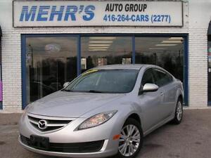 2010 Mazda Mazda6 GS Loaded Leather & Heates Seat Great Cond.